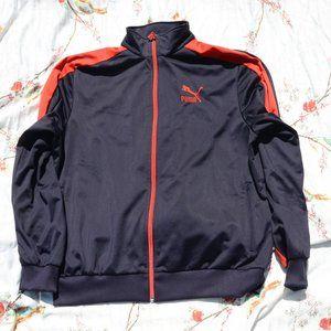 Puma Men's T7 Track Jacket Size Large
